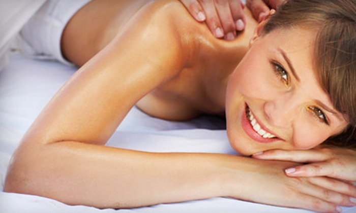 EuroSpa by Veronika - Buffalo: $85 for a Spa Package with a Mani-Pedi and Infrared-Sauna Session at EuroSpa by Veronika in Cheektowaga ($265 Value)