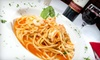 $10 for Italian and Mexican Fare at Angelica's Italian & Mexican Restaurant in Sparks