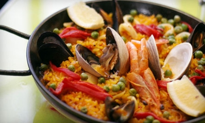 Oliva - Bowery: $25 for $50 Worth of Spanish Cuisine and Drinks at Oliva
