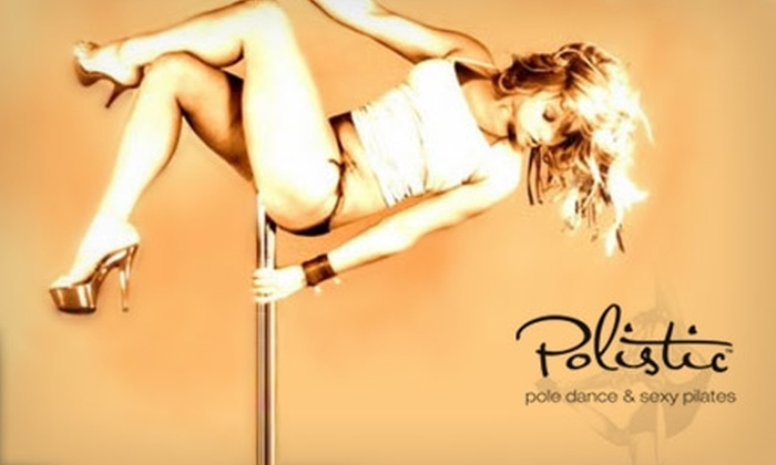 Polistic - Studio City: $20 for an Introductory Pole-Dancing Class at Polistic