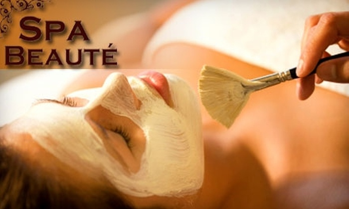 Spa Beauté - By Di Vine - Riverwalk At Colleyville: $45 for the Anti-Aging, Rejuvenating Facial and Microdermabrasion at Spa Beauté - By Di Vine in Colleyville