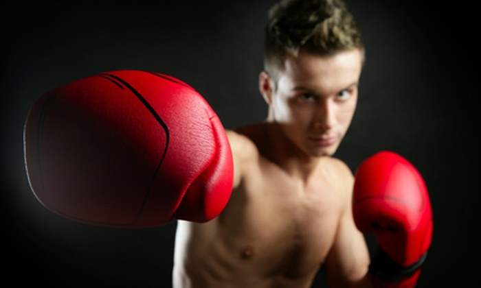 Real Ryder Revolution - West Bloomfield: Three or Six Boxing or Boot-Camp Studio Classes at Real Ryder Revolution in West Bloomfield Instructed by Mary Jo Sanders and Omar Akl (Up to 64% Off)