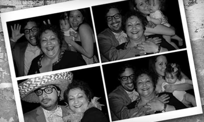 Think Event Group - Houston: $499 for a Four-Hour Photo-Booth Rental from Think Event Group ($1,300 Value)