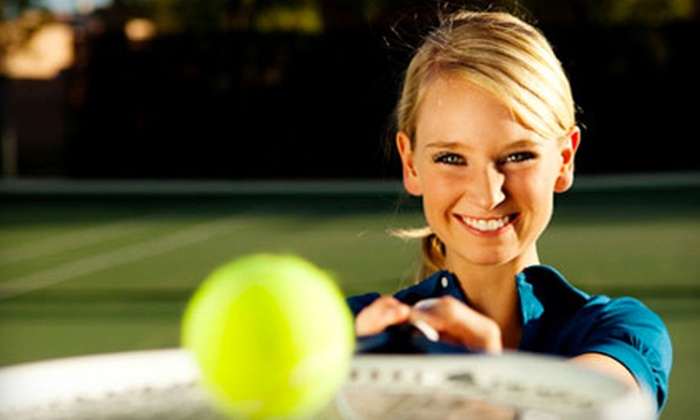 The Tennis Club at Springhurst - Multiple Locations: $29 for Introductory Adult or Children's Tennis Lessons at The Tennis Club at Springhurst and Top Gun Tennis Academy ($60 Value)