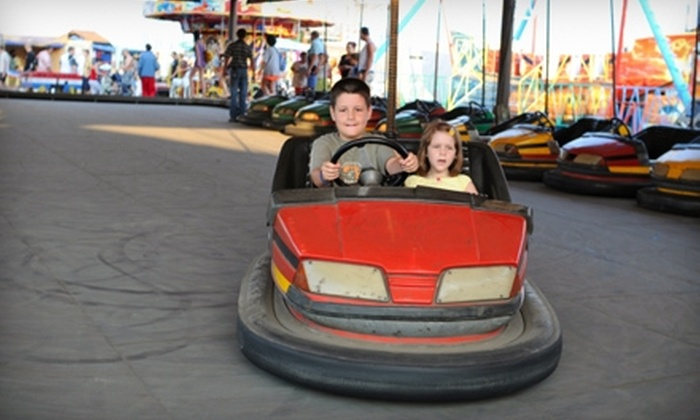 All Star Adventures or All Star Sports - Multiple Locations: $14 for a Five-Attraction Pass at All Star Adventures or All Star Sports (Up to $30 Value)