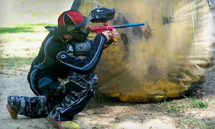 Conder's Paintball - Elizabethtown: $26 for Paintball for Two, Equipment, and 500 Paintballs to Share at Conder's Paintball in Elizabethtown