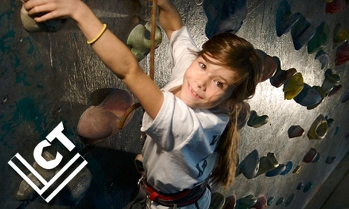 Climb Time - Blue Ash: $29 for One Week of Unlimited Climbing for Two at Climb Time ($58 Value)