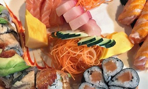 Runa Izakaya: $12 for $20 Worth of Chinese and Japanese Cuisine at Runa Izakaya
