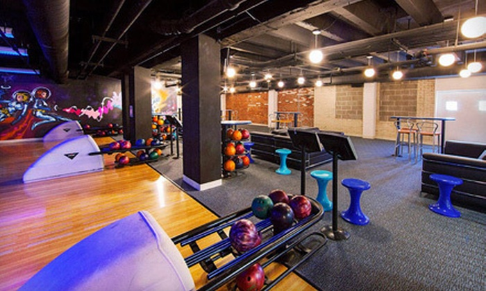 Sweat Fitness and Frames - East Falls: $10 Worth of Bowling or Fitness Services