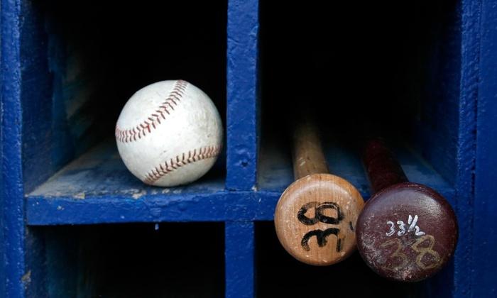 Smithfield Skate  - Smithfield: 10-punch card for 50 batting cage balls