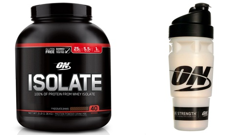 Optimum Nutrition Isolate Protein Powder with Shaker Cup 711aba8c-a6b2-40f4-81ea-6d16094eff18