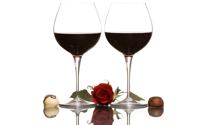 Quai Du Vin Estate Winery - St Thomas: C$22 for Valentine's Winery Tour with Chocolate Tasting at Quai Du Vin Estate Winery (C$40 Value)