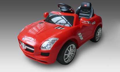 Image Placeholder For Mercedes SLS 6V Ride On Car