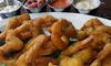 Joey's Shrimp House - West Side: $12 for a Pound of Puerto Rican–Style Shrimp at Joey's Shrimp House ($15 Value)