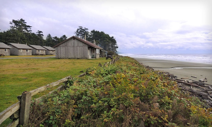 Kalaloch Lodge - Port Renfrew: One- or Two-Night Stay at Kalaloch Lodge in Olympic National Park, WA