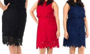 Women's Plus-Size Dress
