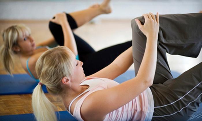 Dance Studio 43 - Jackson Heights: 5, 10, or 15 Yoga Classes at Dance Studio 43 in Jackson Heights (Up to 74% Off)