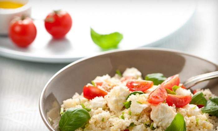 Nutrish Mish, Inc - In Karate Studio: One, Four, or Eight In-Office Nutritional-Counseling Visits at Nutrish Mish, Inc (Up to 58% Off)