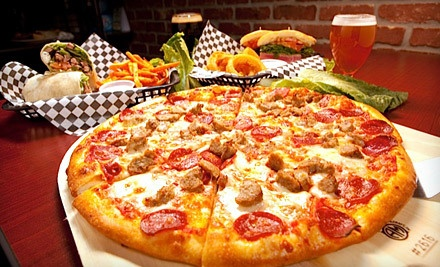 $20 Groupon for Pub Fare during Lunch - Aces & Ales in Las Vegas