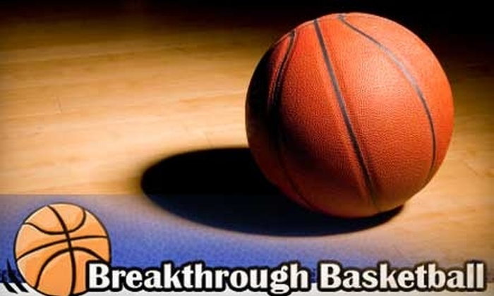 Breakthrough Basketball - Anamosa: $25 for Five 90-Minute Basketball Skill Development Clinics at Breakthrough Basketball in Anamosa ($125 Value)