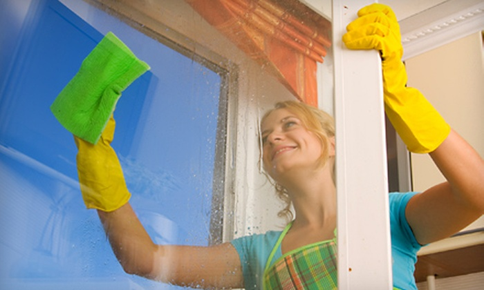 Maid in Heaven - Lancaster: $49 for an Initial Four-Room House Cleaning from Maid In Heaven ($99.95 Value)