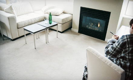 Carpet Cleaning and Scotchgard Application in 3 Rooms (a $174 value) - Dirtbusters Carpet Cleaning in