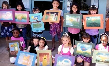 Art With Larisse at 5208 Jackson Dr., Suite 111 in La Mesa - Art With Larisse in La Mesa