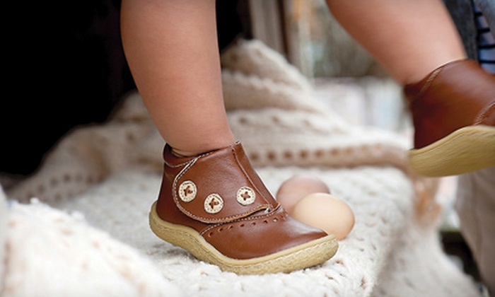 Little Beaux Feet - Mid City South: $15 for $30 Worth of Children's Footwear and Accessories at Little Beaux Feet