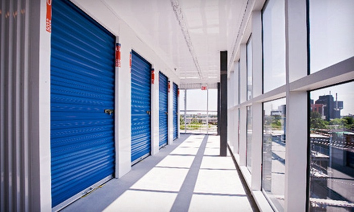 Spaces Self Storage - Riverdale: Storage Package with Units, Supplies, and Truck Rental, or Storage-Unit Rentals at Spaces Self Storage (Up to 84% Off)