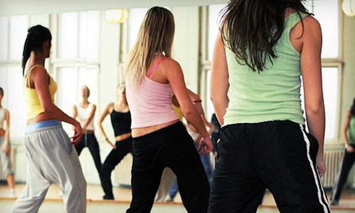 Studio Z Fitness - Downtown / Harbor / Post Road South: $22 for One Month of Unlimited Zumba Classes at Studio Z Fitness in Milford (Up to $49 Value)