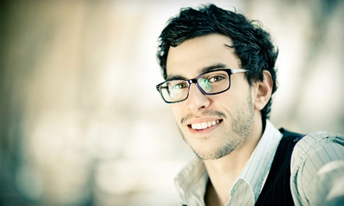 Cunningham Vision Centers - Multiple Locations: $49 for $200 Toward a Pair of Prescription Eyeglasses, Including Lenses and Frames at Cunningham Vision Centers