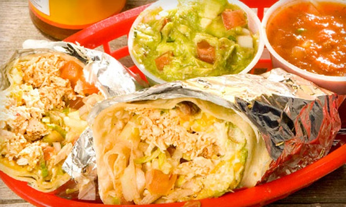 Fuzzy's Taco Shop - Prospect/Shields: $5 for $10 Worth of Tex-Mex Fare at Fuzzy's Taco Shop in Fort Collins