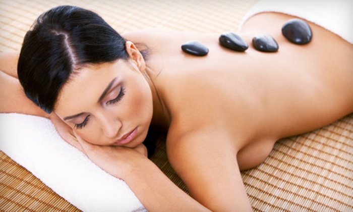 Dr. Clayman's Plastic Surgery Center and Miracle Spa - Riverside: Hot-Stone Massage or a Spa Package at Dr. Clayman's Plastic Surgery Center and Miracle Spa