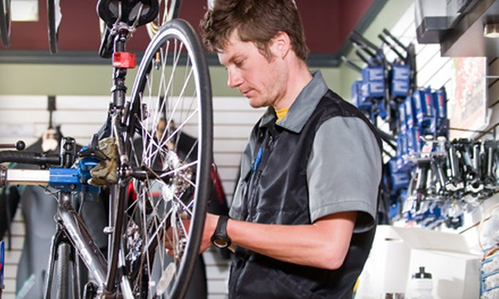 Newport Bicycle - Newport: Basic Bike Tune-Up or $49 for $100 Toward a New Bicycle at Newport Bicycle