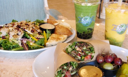 Meal of Organic Cafe Fare for Two (up to $35.95) - Elixir Organic Cafe in Las Vegas