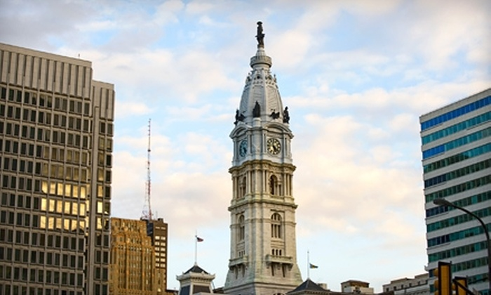 null - Center City East: $7 for a Two-Hour Architectural Walking Tour from Philadelphia Center for Architecture (Up to $15 Value)