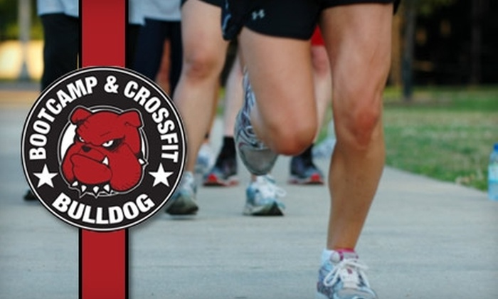 Bulldog Bootcamp - Multiple Locations: $40 for Four Weeks of Fitness Boot Camp from Bulldog Bootcamp ($195 Value). Choose from Three Locations.