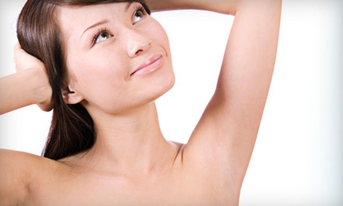 Allied Skin Institute - Evergreen: Six Laser Hair-Removal Treatments at Allied Skin Institute in San Jose (Up to 84% Off). Five Options Available.
