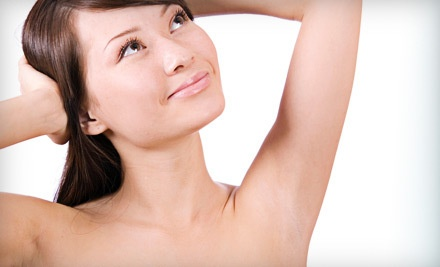 6 Laser Hair-Removal Treatments on 1 Extra-Small Area - Allied Skin Institute in San Jose