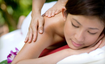 3 Cyber-Relax Massage Chair Sessions (a $117 value) - Planet Beach Contempo Spa in Bluffton