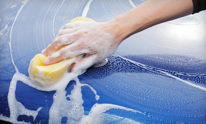 Rave Waves Washing & Detailing - Fox Lake: Hand Car Washes or Express Detail and Clay-Bar Treatment at Rave Waves Washing & Detailing in Fox Lake