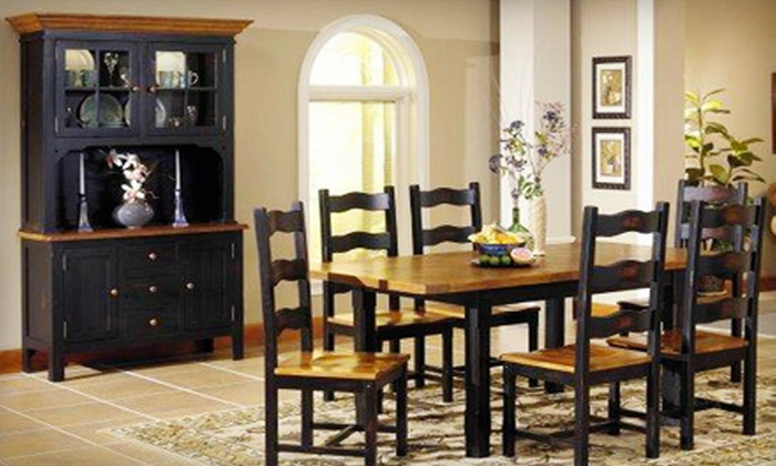Country Marketplace - Multiple Locations: Solid-Hardwood Furniture and Home Décor at Country Marketplace