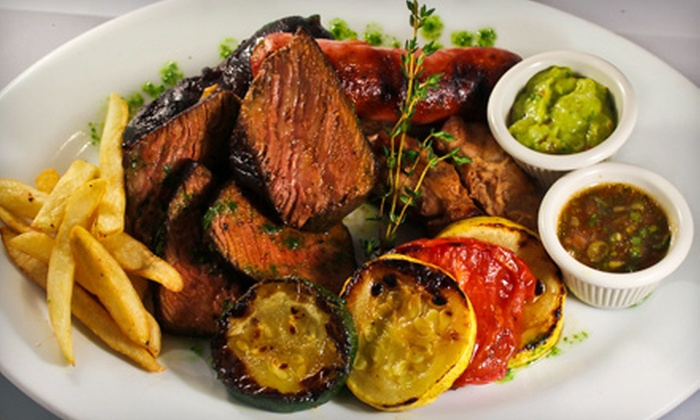 Churrasco's - Doral: Prix Fixe South-American Dinner or Lunch for Two at Churrasco's in Doral