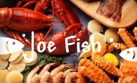 $30 Groupon to Joe Fish Casual Seafood - Joe Fish Casual Seafood in Mooresville