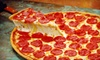 51% Off at Atandy's Pizza in North Las Vegas