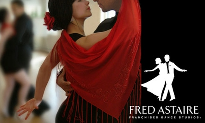 Fred Astaire Dance Studio - Madison: $25 for Two Private Dance Classes and One Practice Party at Fred Astaire Dance Studio ($161 Value)