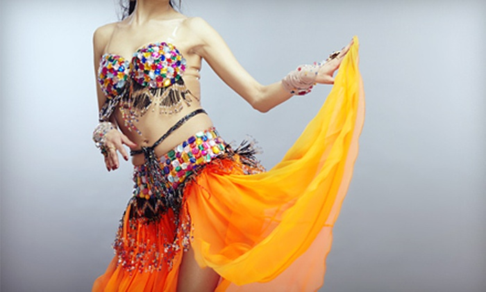 Nadia Ibrahim Middle Eastern Belly Dance Company - Kenmore: One, Three, or Five Belly-Dancing Classes at Nadia Ibrahim Middle Eastern Belly Dance Company in Kenmore (Up to 60% Off)