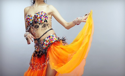 1 Belly-Dancing Class (a $10 value) - Nadia Ibrahim Middle Eastern Belly Dance Company in Kenmore