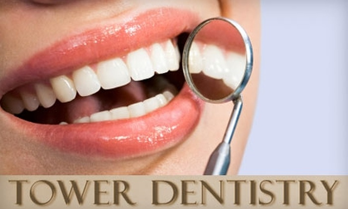 Tower Dentistry - El Cajon: $59 for a Dental Exam, X-rays, and Teeth Cleaning at Tower Dentistry ($340 Value)