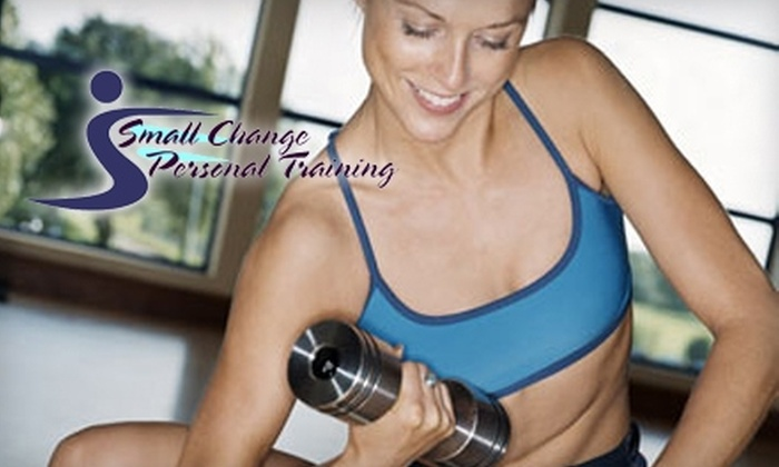 Small Change Personal Training - Pleasant Views Golf Course: $59 for Three Personal Training Sessions at Small Change Personal Training